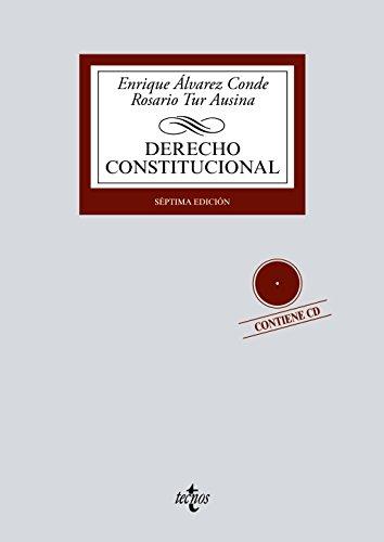 9788430972364: Derecho Constitucional (Derecho - Biblioteca Universitaria De Editorial Tecnos)