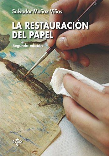 9788430972517: La restauración del papel (Ventana Abierta)
