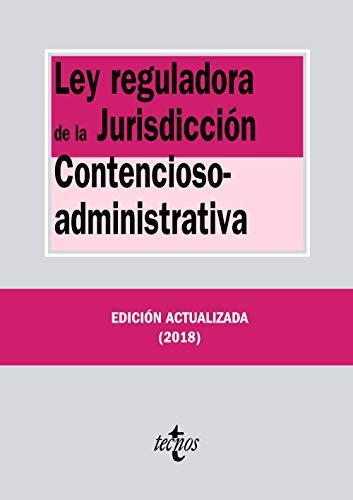 9788430975228: Ley reguladora de la Jurisdicción Contencioso-administrativa (Derecho - Biblioteca De Textos Legales)