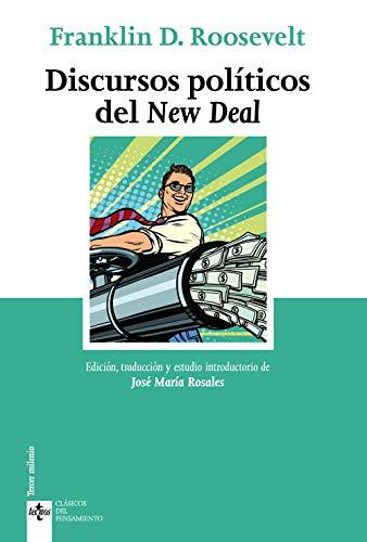 9788430976331: Discursos políticos del New Deal (Clásicos - Clásicos del Pensamiento)