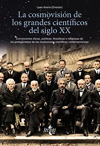 """Imagen de archivo de COSMOVISIÃ""""N DE LOS GRANDES CIENTÃ FICOS DEL SIGLO XX a la venta por WorldofBooks"""