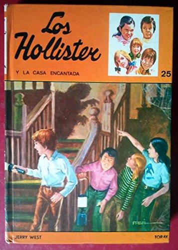 9788431001513: Hollister y la casa encantada, los