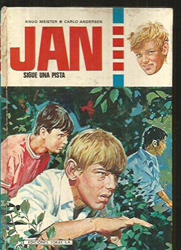 9788431006723: Jan sigue una pista