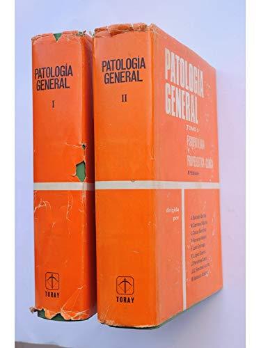 9788431009441: PATOLOGIA GENERAL (2 TOMOS).