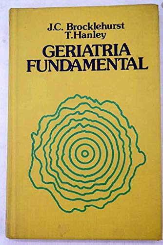 9788431020781: Geriatria fundamental