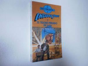9788431031404: Indiana Jones y el tesoro perdido de Saba