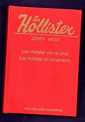 9788431035075: LOS HOLLISTER VAN AL CIRCO LOS HOLLISTER EN DINAMARCA
