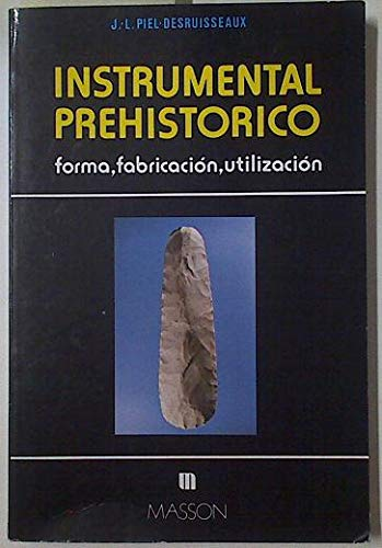 9788431105013: Instrumental prehistorico