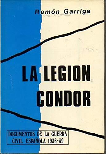 9788431202033: La Legion Condor (Spanish Edition)