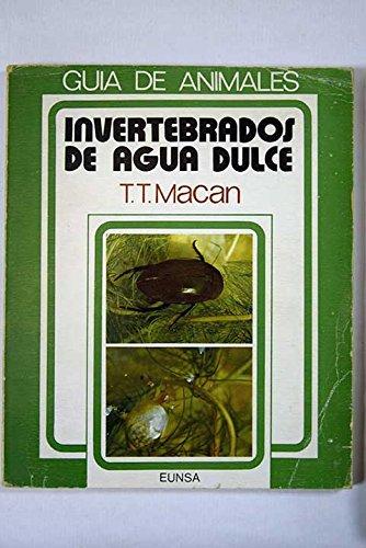 9788431303686: Guía de animales invertebrados de agua dulce (Libros de biología)