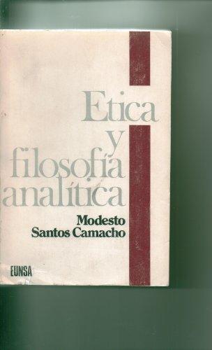 9788431304195: Etica y filosofia analitica: Estudio historico-critico (Coleccion juridica ; 64) (Spanish Edition)