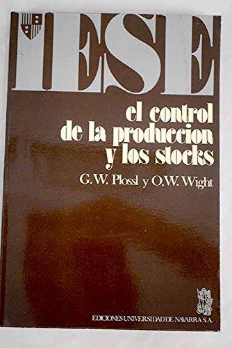 9788431305727: El control de la producción y los stocks (Dirección de empresas y organizaciones)