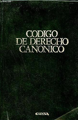 9788431308209: CODIGO DE DERECHO CANONICO