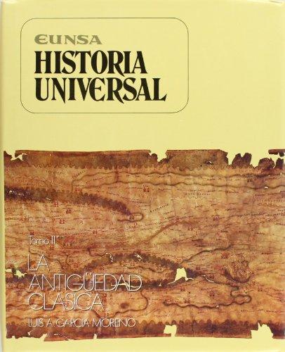 9788431308261: Historia universal: La antigüedad clásica: (el imperio romano, 30 a.J.C.-395 d.J.C.): T.2, vol.2