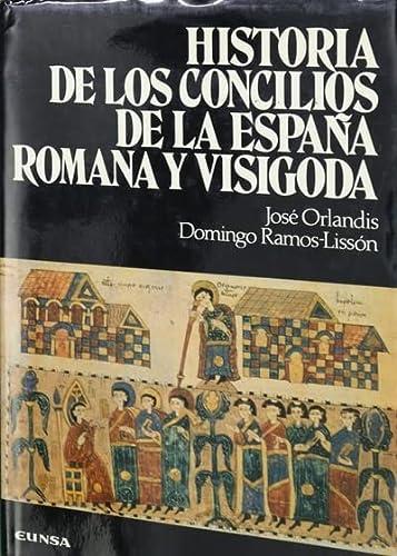 9788431309275: Historia de los concilios de la España romana y visigoda (Colección Historia de la Iglesia) (Spanish Edition)
