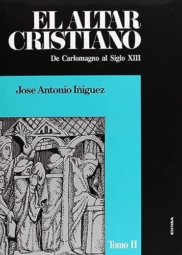 Altar cristiano, El: José Antonio Iñiguez