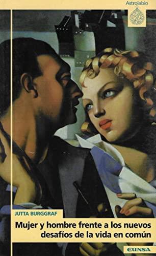 9788431316693: MUJER Y HOMBRE FRENTE A LOS NUEVOS DESAFIOS DE LA