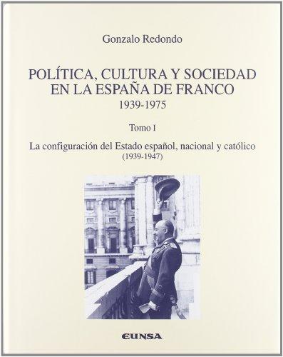 La configuracià n del Estado español, nacional: Eunsa. Ediciones Universidad