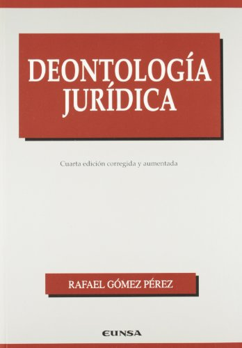 9788431317348: Deontolog?a jur?dica