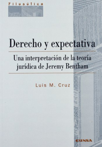 Stock image for DERECHO Y EXPECTATIVA for sale by KALAMO LIBROS, S.L.