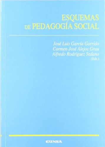 Esquemas de pedagogía social: Rodríguez Sedano, Alfredo;
