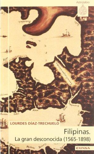 9788431319106: Filipinas: la gran desconocida (1565-1898)