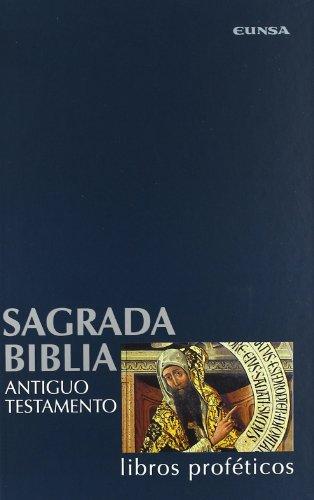 Libros proféticos: Universidad de Navarra.