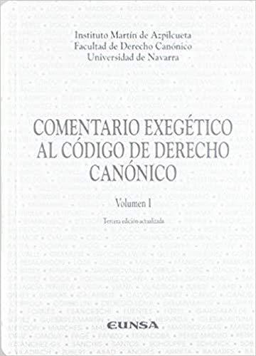 9788431319533: Comentario exegético al código de Derecho Canónico
