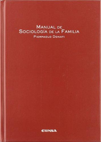 Manual de Sociologia de La Familia (Spanish