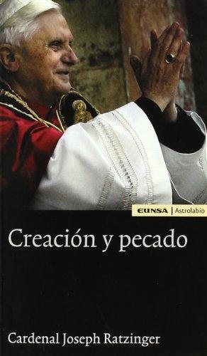 9788431322854: Creación y pecado (Religión)