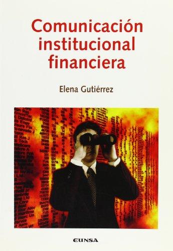 9788431323738: Comunicacion Institucional Financiera
