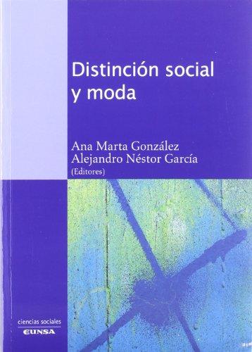 9788431324452: Distinción social y moda (Ciencias sociales)