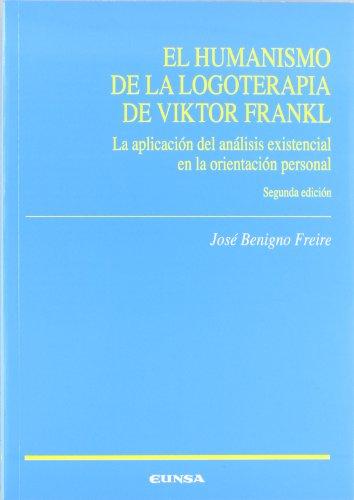 9788431324674: El Humanismo De La Logoterapia De Victor FrankL / The Logoteraphy of Humanism by Victor FrankL (Spanish Edition)