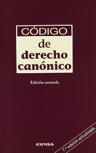 9788431324957: Código de Derecho canónico. (Rústica)