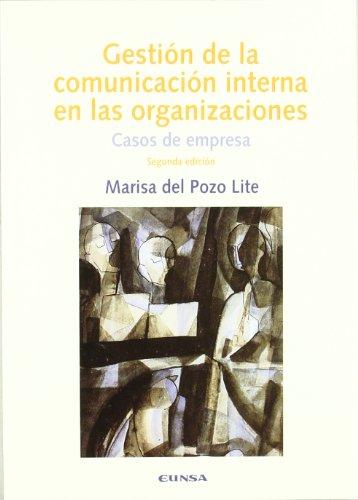 9788431325169: Gestión de la comunicación interna en las organizaciones: casos de empresa