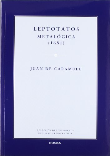 9788431325350: Leptotatos : Metalogica (1681)