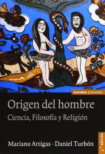 9788431325459: Origen del hombre: ciencia, filosofía y religión (Ciencias)