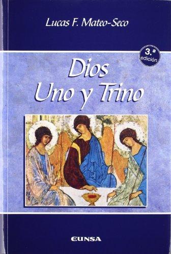 9788431325701: Dios Uno y Trino