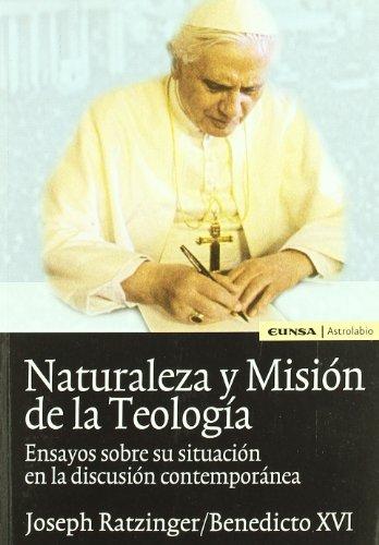 9788431326173: Naturaleza y misión de la teología: ensayos sobre su situación en la discusión contemporánea (Astrolabio)