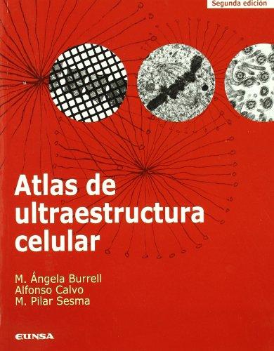 9788431326494: Atlas de ultraestructura celular (Ciencias biológicas)
