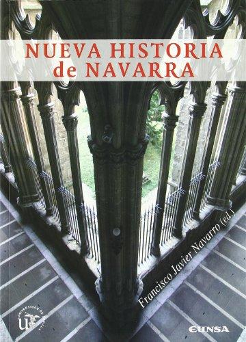 9788431326678: Nueva historia de Navarra