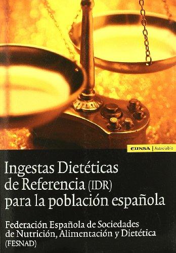 9788431326807: Ingesta dietéticas de referencia para la población española (Astrolabio salud)