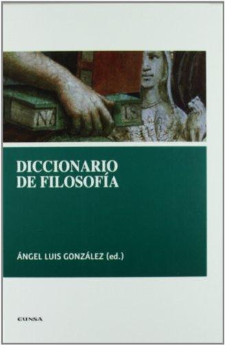 9788431327071: Diccionario de filosofía