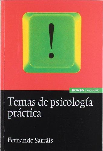 9788431328474: Temas de psicología práctica (Astrolabio salud)