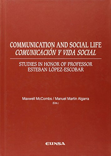 9788431329037: Communication and social life = Comunicación y vida social
