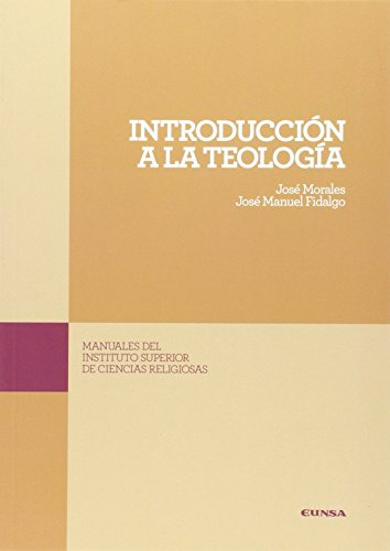9788431330439: Introduccion A La Teologia