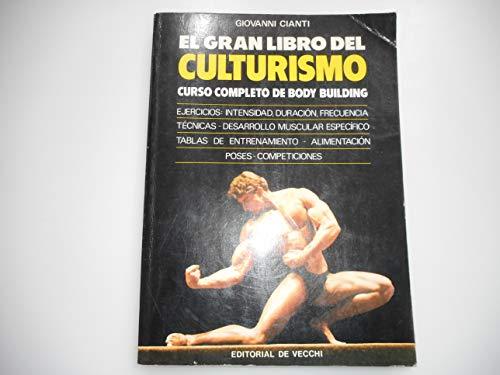 9788431500535: Gran libro del culturismo, el