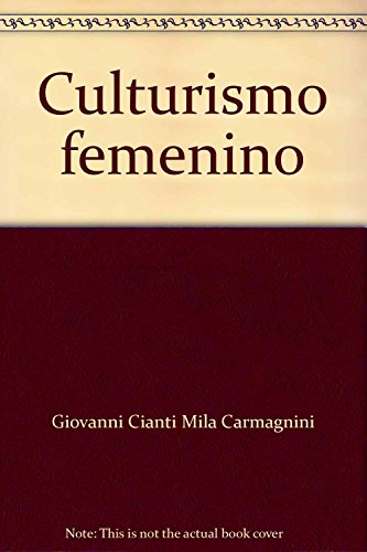 9788431501976: Culturismo femenino