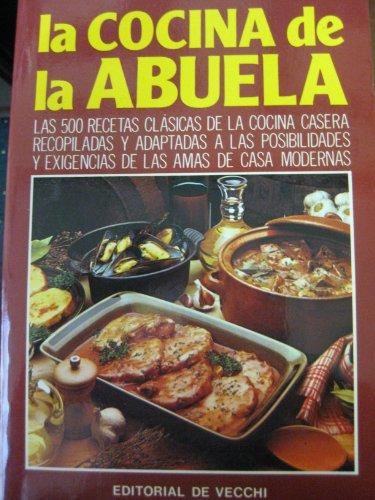 9788431505158: LA Cocina De LA Abuela