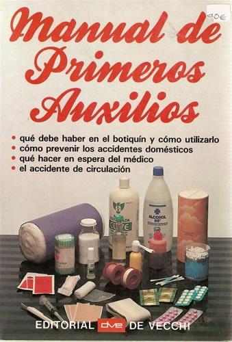 9788431506650: MANUAL PRIMEROS AUXILIOS (D)